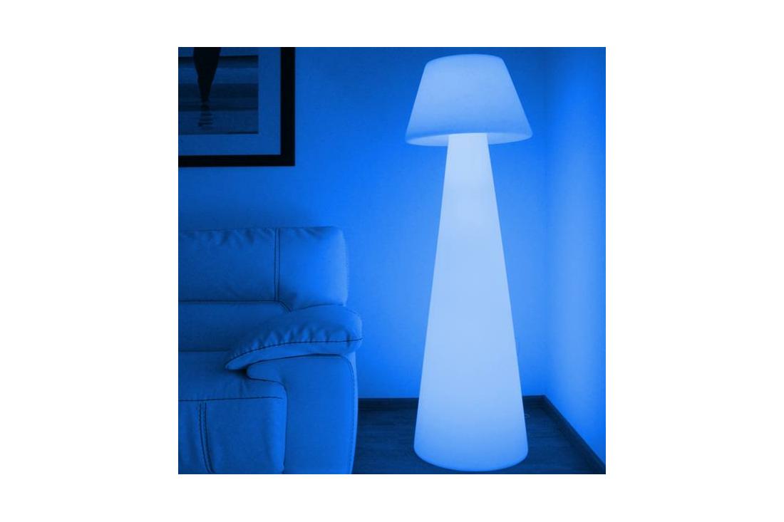 LED Deko Stehlampe LAMPO Leuchtmöbel und LED Möbel Online